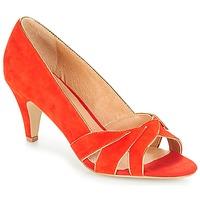 Chaussures Femme Escarpins André BANJO Rouge