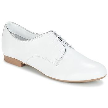 Chaussures Femme Derbies André COMPERE Blanc