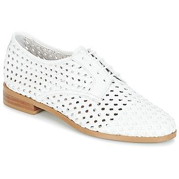 Chaussures Femme Derbies André TRANSAT Blanc