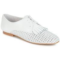 Chaussures Femme Derbies André DELICAT Blanc