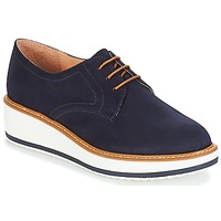 Chaussures Femme Derbies André CHICAGO Marine