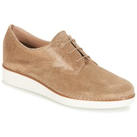 Chaussures Femme Derbies André AMITIE Taupe