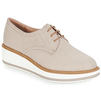 Chaussures Femme Derbies André CHICAGO Taupe