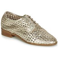 Chaussures Femme Derbies André TRANSAT Or