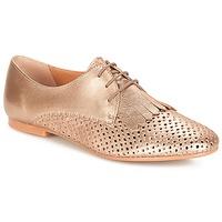 Chaussures Femme Derbies André DELICAT Or