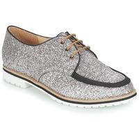 Chaussures Femme Derbies André JAZZER Argent
