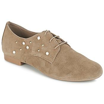 Chaussures Femme Derbies André GELATA Kaki