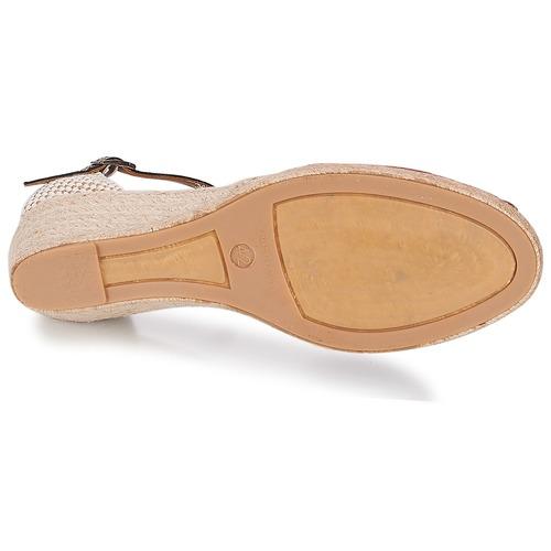 André CADIX Doré - Chaussure pas cher avec- Chaussures Espadrilles Femme 6899 NZlBjih9