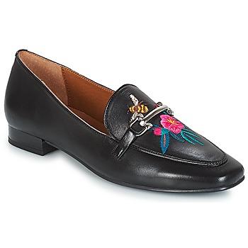 Chaussures Femme Mocassins André HENSON Noir