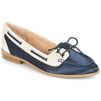 Chaussures Femme Chaussures bateau André NONETTE Marine