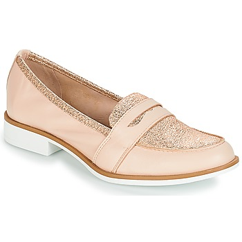 Chaussures Femme Mocassins André ROCKAWAY Nude