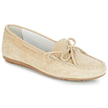 Chaussures Femme Mocassins André FRIDA Beige