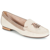 Chaussures Femme Mocassins André DANY Beige
