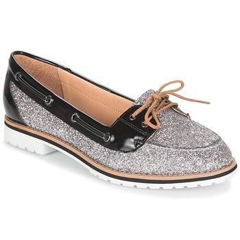 Chaussures Femme Chaussures bateau André JAY Argent