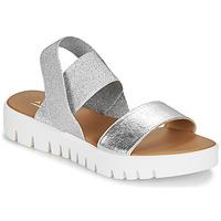 Chaussures Femme Sandales et Nu-pieds André EMY Argenté
