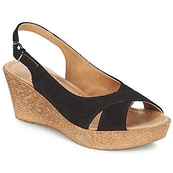 Chaussures Femme Sandales et Nu-pieds André DESTINY Noir