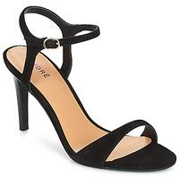 Chaussures Femme Sandales et Nu-pieds André SAXO Noir