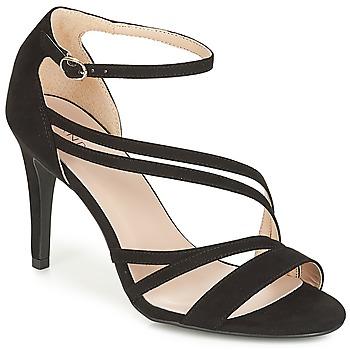 Chaussures Femme Sandales et Nu-pieds André FLAMINGO Noir