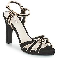 Chaussures Femme Sandales et Nu-pieds André ARPEGE Noir
