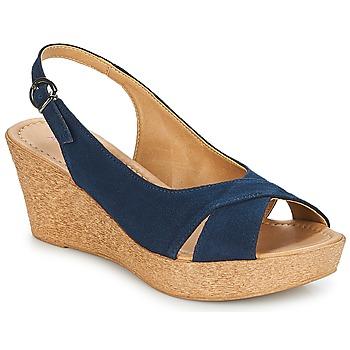 Chaussures Femme Sandales et Nu-pieds André DESTINY Marine