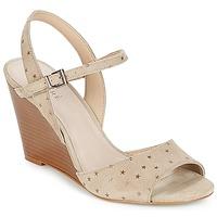 Chaussures Femme Sandales et Nu-pieds André BECKY Beige