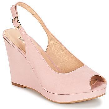 Chaussures Femme Sandales et Nu-pieds André PINUP Nude