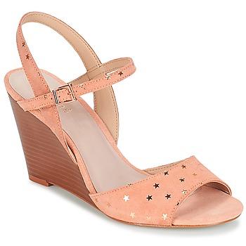 Chaussures Femme Sandales et Nu-pieds André BECKY Rose