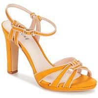 Chaussures Femme Sandales et Nu-pieds André ARPEGE Jaune