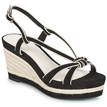 Chaussures Femme Sandales et Nu-pieds André TEMPO Noir