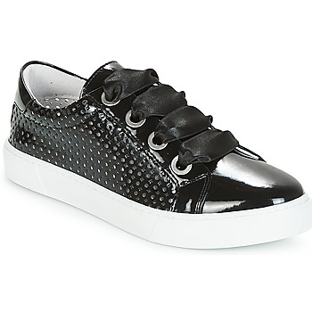 Chaussures Femme Baskets basses André BEST Noir