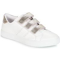 Chaussures Femme Baskets basses André PADDLE Blanc