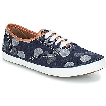 Chaussures Femme Baskets basses André COSMOS Marine