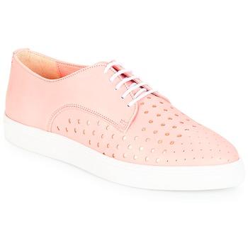 Chaussures Femme Baskets basses André PRESAGE Rose