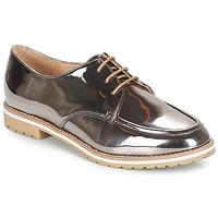 Chaussures Femme Derbies André CHARLELIE Argent