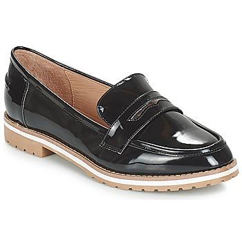 Chaussures Femme Mocassins André PORTLAND Noir