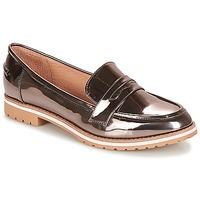 Chaussures Femme Mocassins André PORTLAND Argent