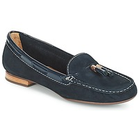 Chaussures Femme Mocassins André DANY Marine