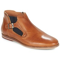 Chaussures Homme Boots André GAMIN Marron