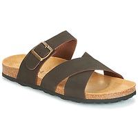 Chaussures Homme Sandales et Nu-pieds André MAUX Marron