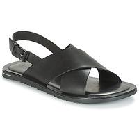 Chaussures Homme Sandales et Nu-pieds André SILVIO Noir