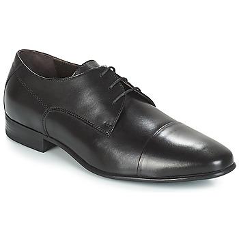 Chaussures Homme Derbies André MORGANI Noir