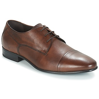 Chaussures Homme Derbies André MORGANI Marron