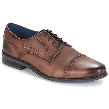 Chaussures Homme Derbies André TORTONE Marron