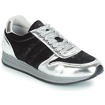 Chaussures Femme Baskets basses Chattawak CESENA Noir
