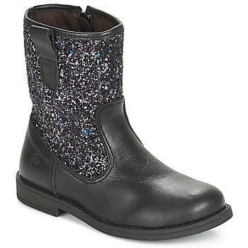 Chaussures Enfant Boots Citrouille et Compagnie JUCKER Noir