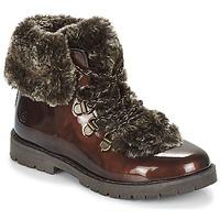Chaussures Fille Boots Citrouille et Compagnie JYTTER Marron