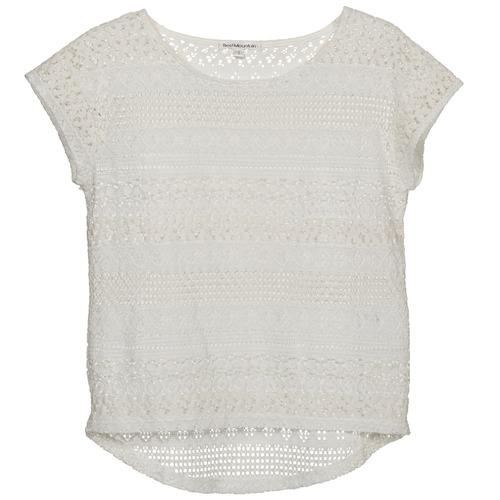 Vêtements Femme T-shirts manches courtes Best Mountain SOLI Blanc