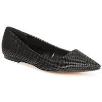 Chaussures Femme Ballerines / babies Dune AMARIE Noir