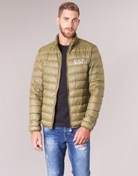 Vêtements Homme Doudounes Emporio Armani EA7 TRAIN CORE ID M DOWN LIGHT Marron