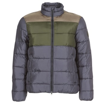 Vêtements Homme Doudounes Emporio Armani EA7 MOUNTAIN M MEDIUM TRITONAL JACKET Noir / Kaki